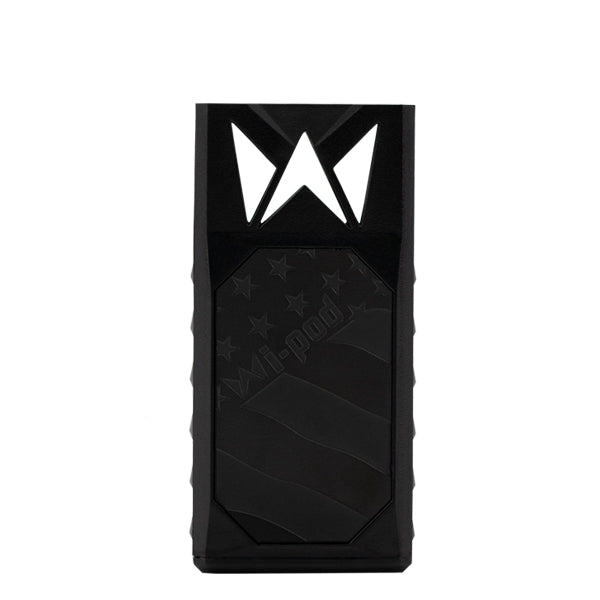 Packs of 5 Wi-Pod Devices, vape batteries made to use with refillable pods for e-liquid and concentrates