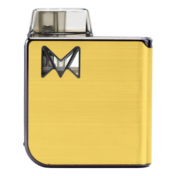 Available here in Gold Metal, the Mipod Pro is a highly favored pod vape by local vape shops