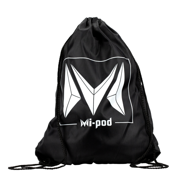 A prebuilt bundle of branded merchandise from Mi-Pod