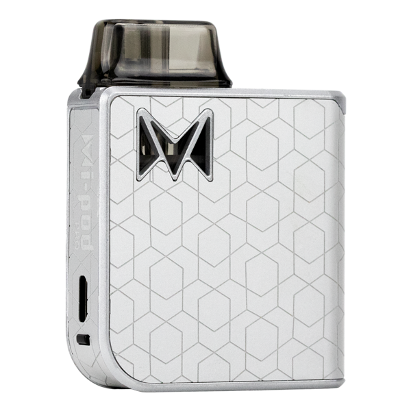 Available here in Nickel Alloy, shop wholesale prices on the most luxurious pod system with Mi-Pod PRO