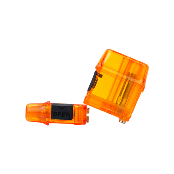 Shop low wholesale prices on Orange Colored Pods for the MiPod PRO, made by Mi-One Brands