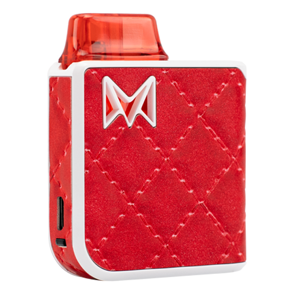 Available here in Royal Red, shop wholesale prices on the most luxurious pod system with Mi-Pod PRO