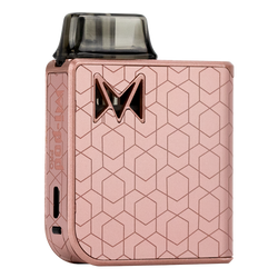 Available here in Rose Alloy, shop wholesale prices on the most luxurious pod system with Mi-Pod PRO