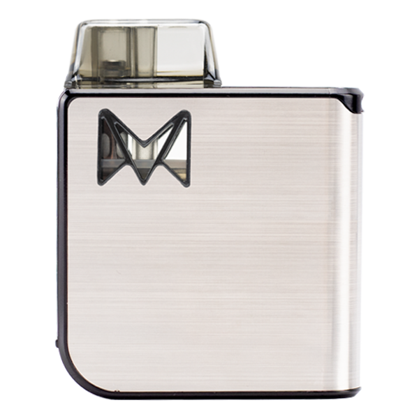 Available here in Silver Metal, the Mipod Pro is a highly favored pod vape by local vape shops