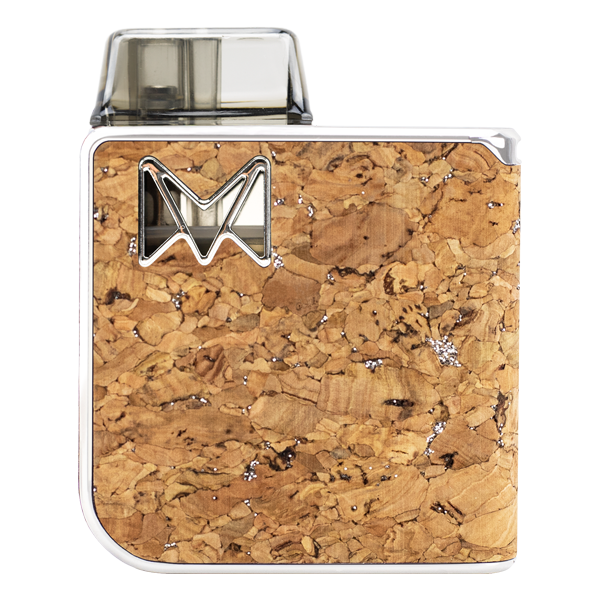 As seen here in Silver Cork, the Mipod Pro is the best vape device for nic salts.