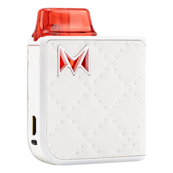 Available here in Royal White, shop wholesale prices on the most luxurious pod system with Mi-Pod PRO
