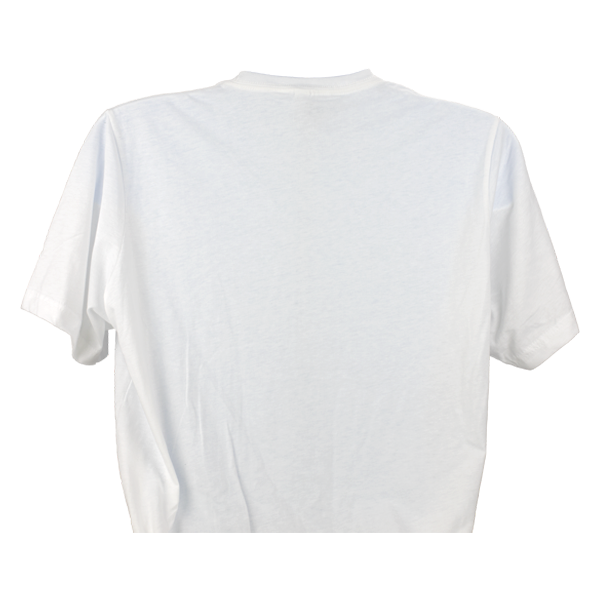Represent Mi-Pod with this white T-shirt, made for vape shops