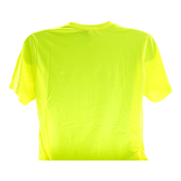 Represent Mi-Pod with this yellow T-shirt, made for vape shops