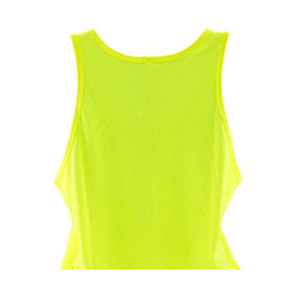 Represent Mi-Pod with this yellow tank top, made for vape shops