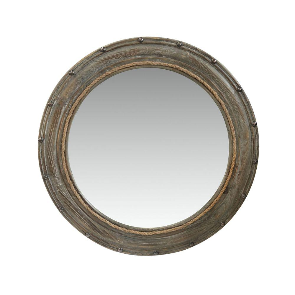 Miley Attractive Wooden Mirror Frame