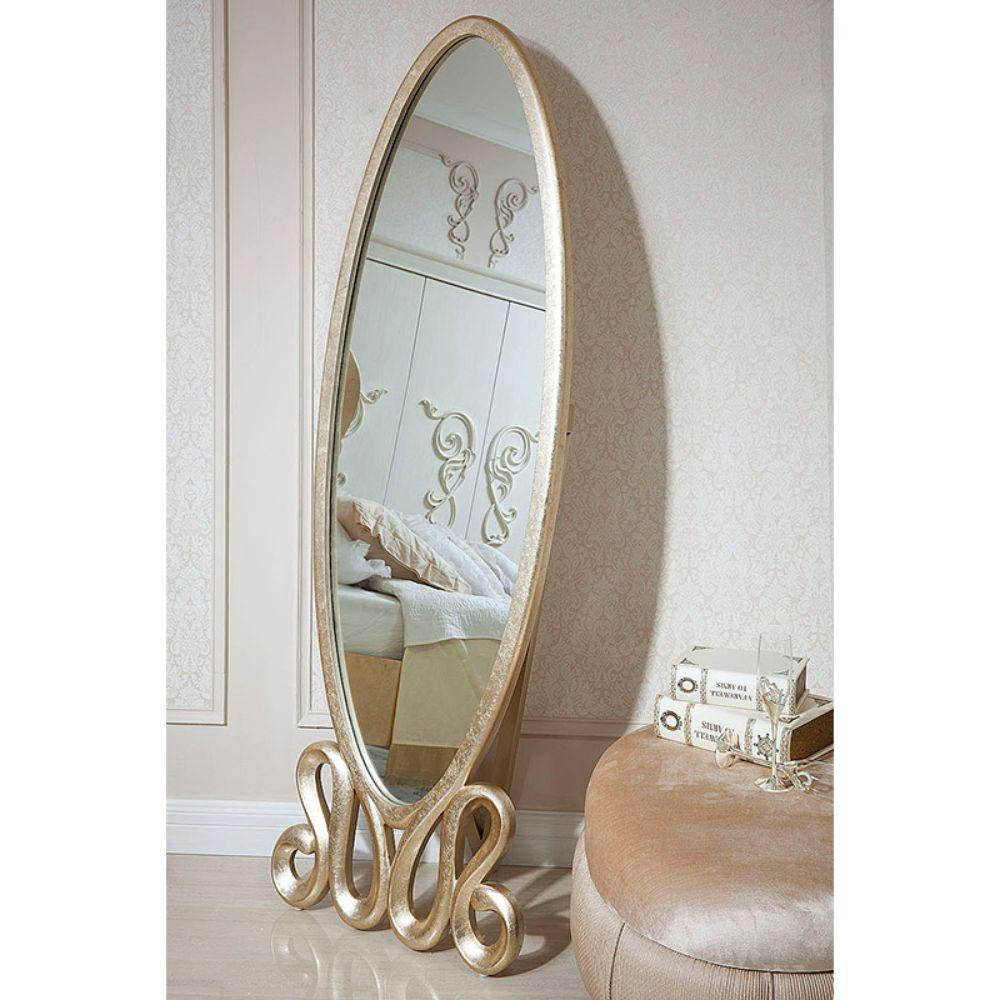 Kaydence Transitional Gold Mirror 71""