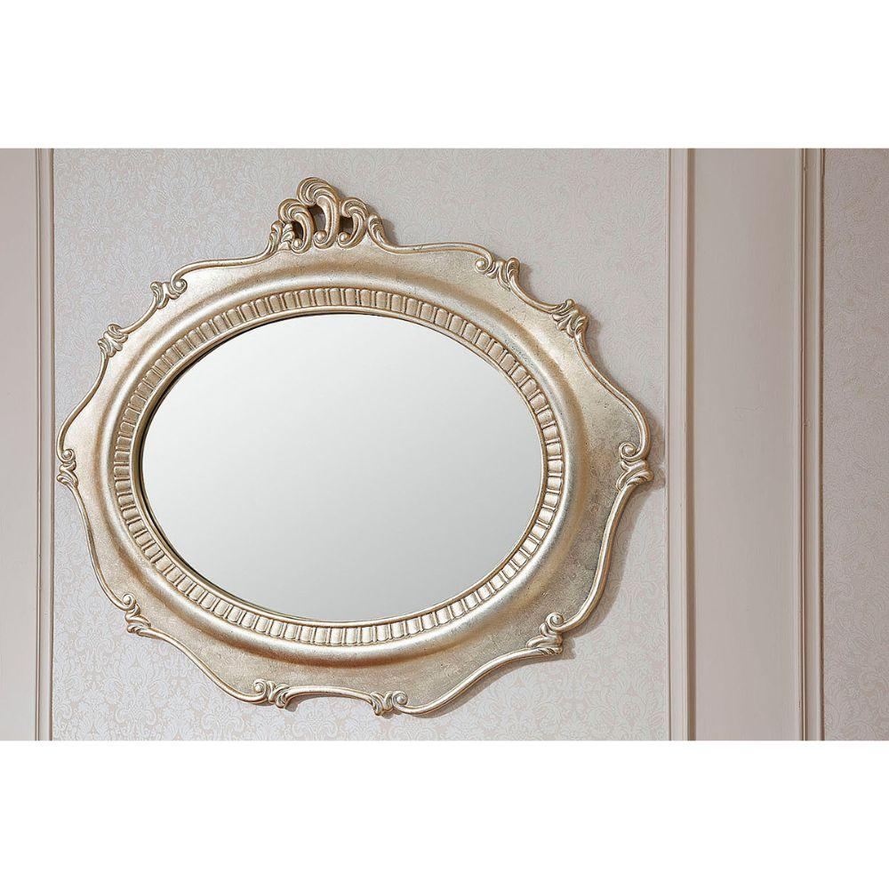 Mariah Gold Mirror 35""