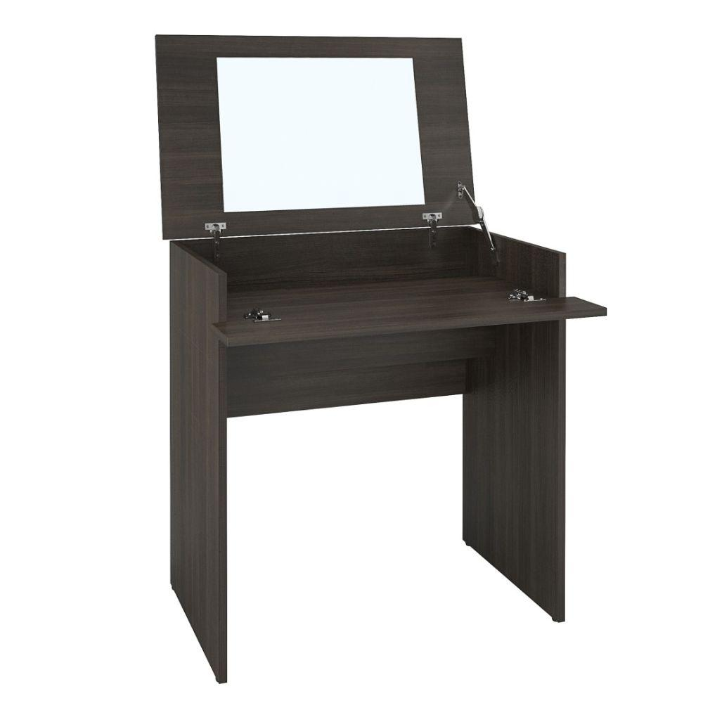 Gabriel Vanity with mirror / Writing Desk Ebony