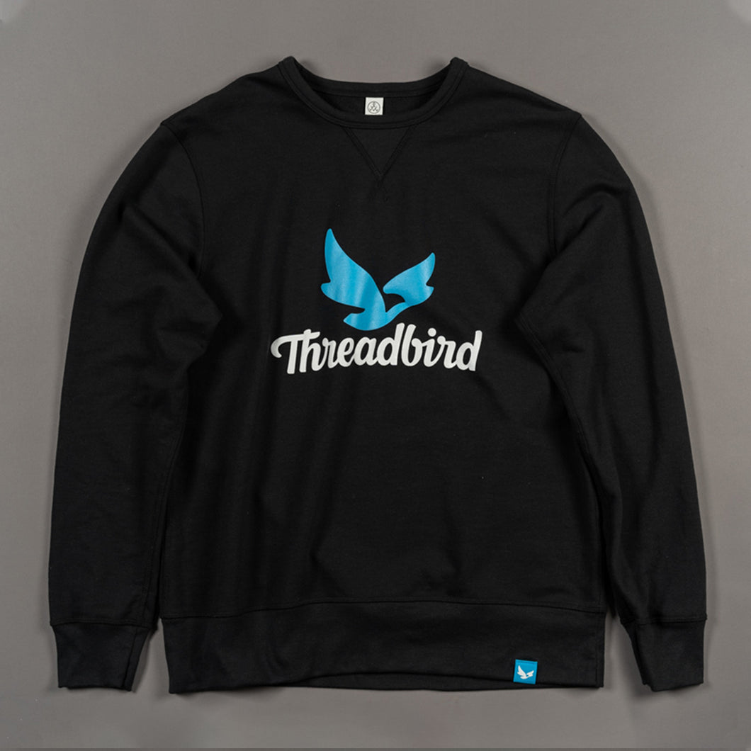 'Threadbird Logo' Sweatshirt