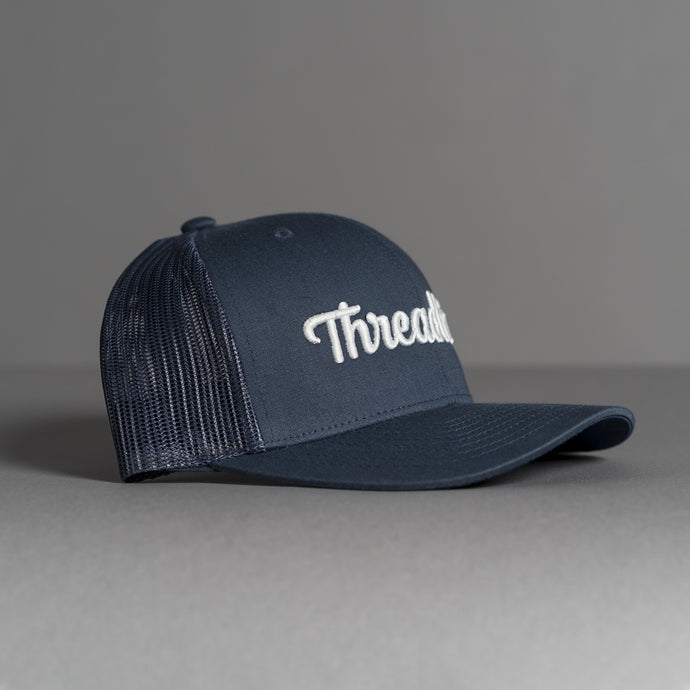 'Threadbird Logo' Trucker Hat