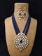 Gimcrack Flattered Kundan Necklace Set