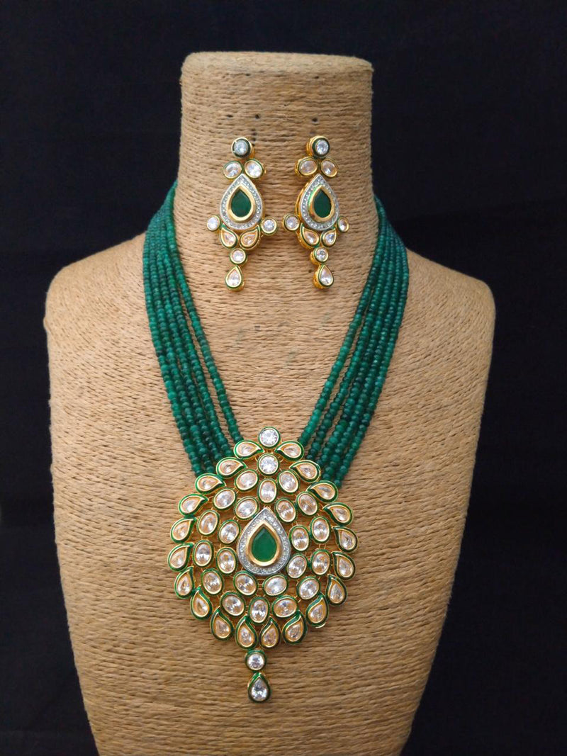 Horologer Lustrious Kundan Necklace Set