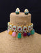 Calcite Multicolor Kundan Necklace Set