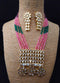 Adherent Famous Kundan Necklace Set