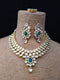 Spectacular Gorgeous Kundan Necklace Set