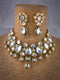 Rugged Drastic Kundan Necklace Set