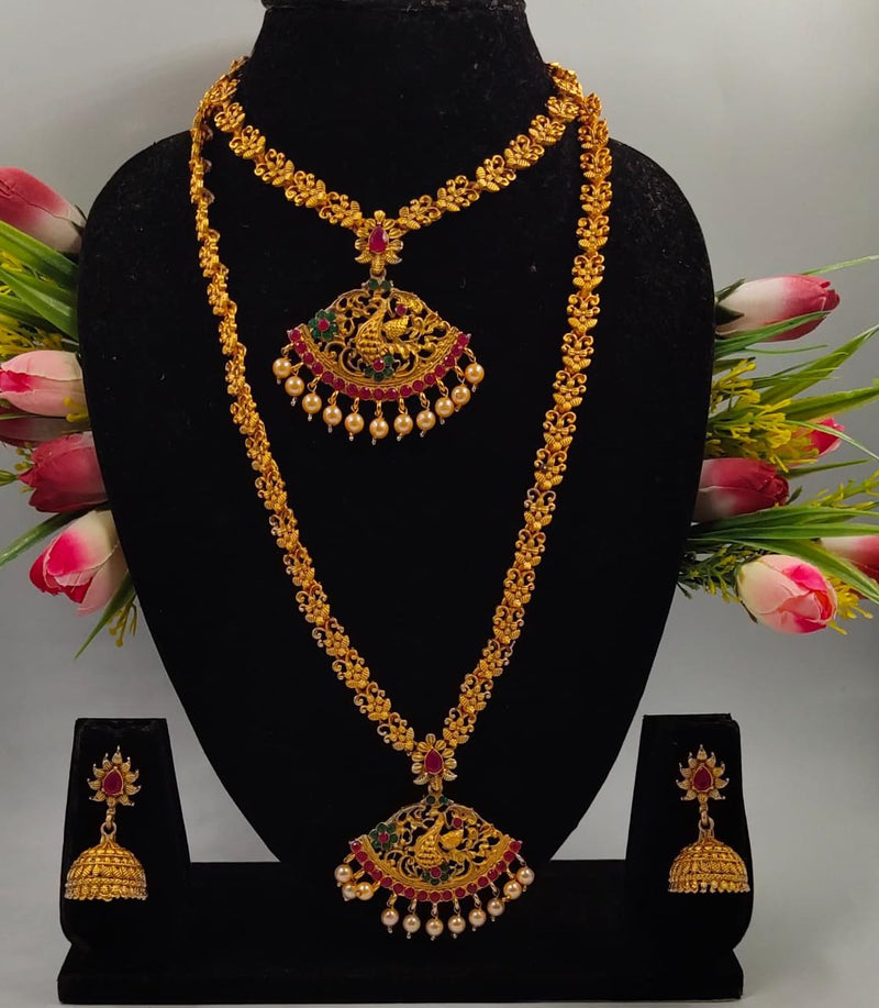 Fashion Statement  Jewellery Designer Necklace Set