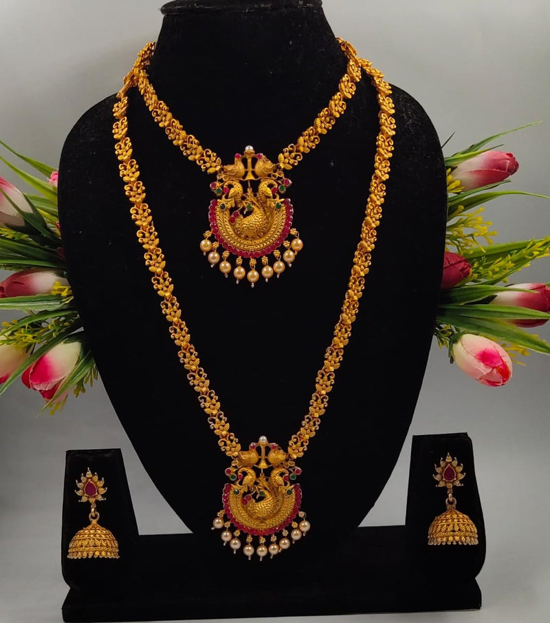 Indian Fashion Jewellery Designer Necklace Set