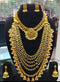 Rare & Beautiful Pearl & Gold plated Necklace Set