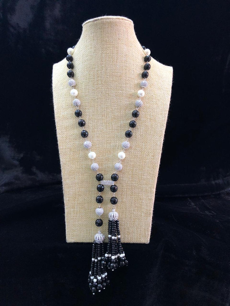 Aspicious Pearl Designer Necklace
