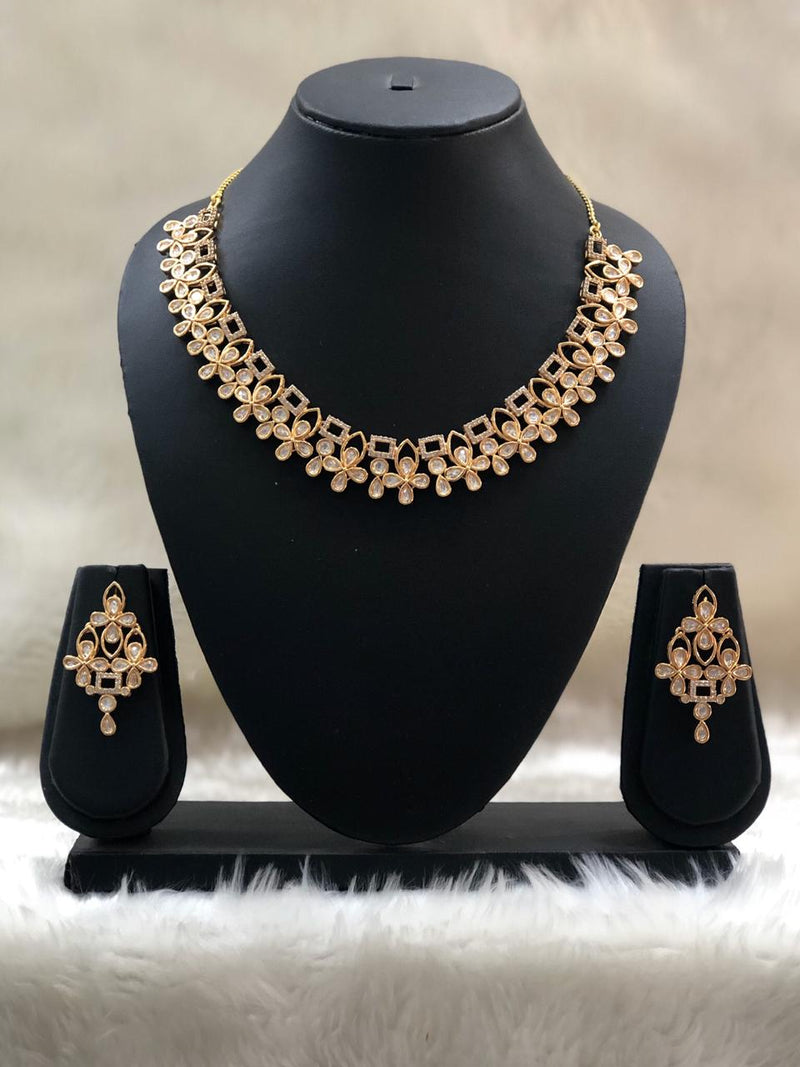 Stacked Designer Necklace Set