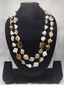 Dangled Agate Tiger Beads Necklace