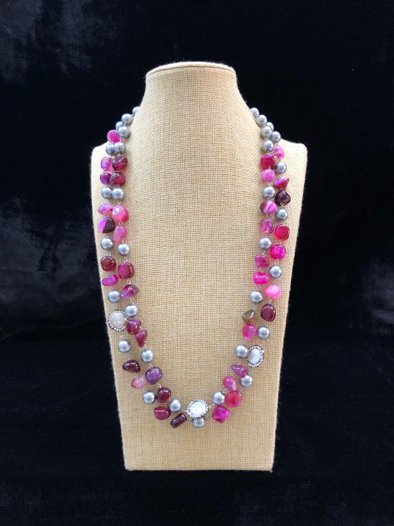 Heavenly Gorgeous Gemstone Necklace