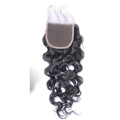 5X5 CLOSURE HAIR EXTENSIONS WAVY-HAIR-Darling Hair USA