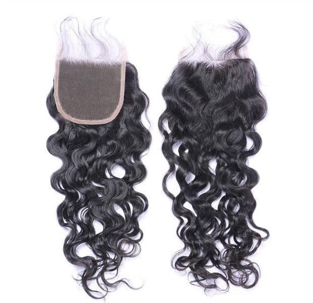 4X4 CLOSURE EXTENSION-HUMAN HAIR-Darling Hair USA