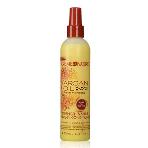 ARGAN STRENGTH & SHINE LEAVE IN CONDITIONER 8.45OZ-HAIR CARE-Darling Hair USA