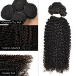 VIRGIN BRAZILIAN HUMAN HAIR BUNDLE SPECIAL-HAIR-Darling Hair USA