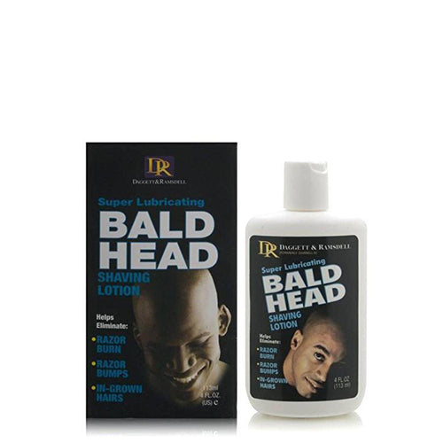 BALD HEAD SUPER LUBRICATING SHAVING LOTION 4OZ-HAIR ACCESSORIES-Darling Hair USA