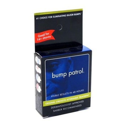 BUMP PATROL AFTERSHAVE RAZOR BUMP TREAT ORIGINAL 1/2 OZ-BEAUTY-Darling Hair USA