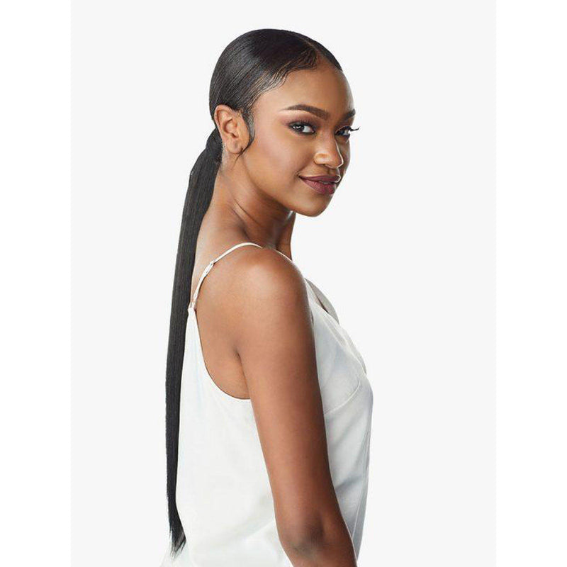 "STRAIGHT 24"" INSTANT PONY WRAP-HAIR-Darling Hair USA"