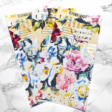 Morgan // Gold Foil Hobonichi Weeks Sticker Kit