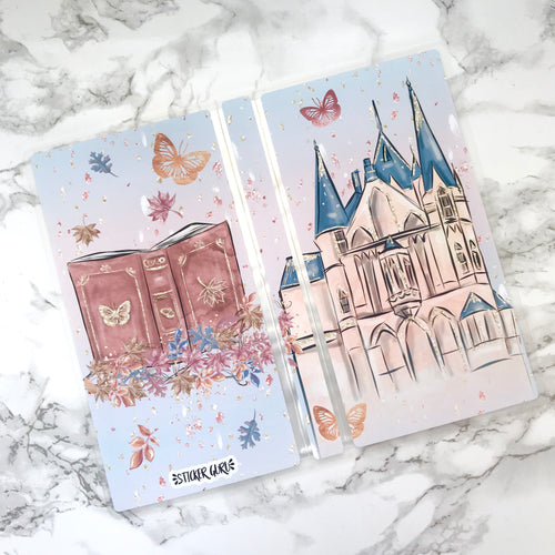 4 LEFT! Fall Fairytale // Sticker Albums