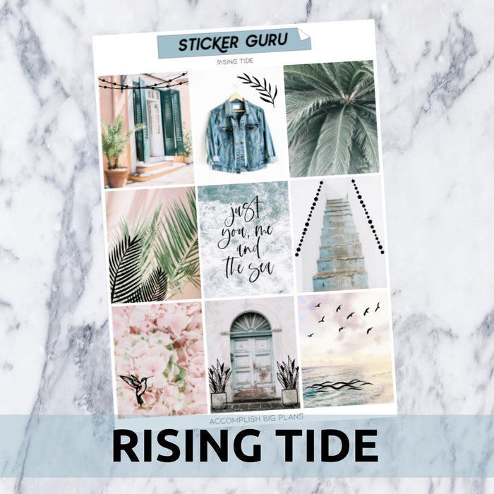 Rising Tide // Silver Foil Full Kit