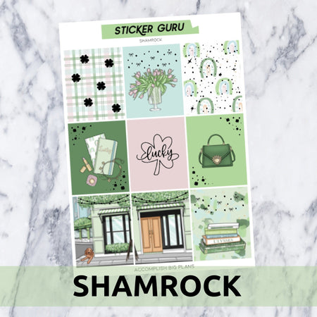 Shamrock // Gold Foil Full Kit