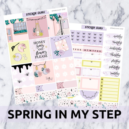 Spring In My Step // Rose Gold Foil Essentials Kit