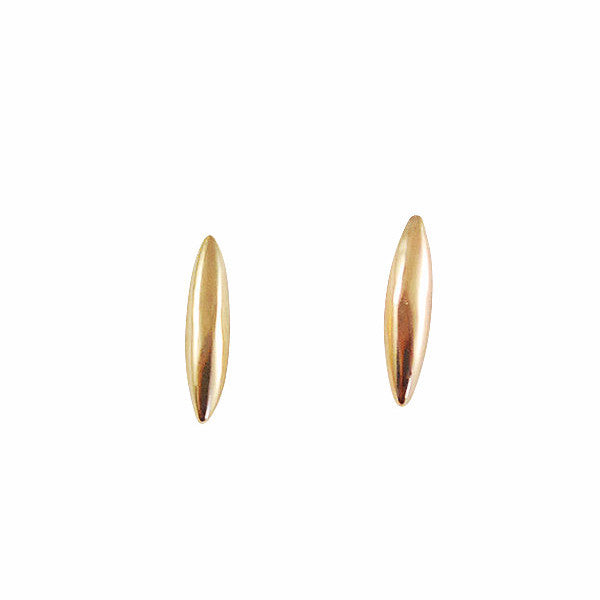 Gillian Conroy 14k Bullet Earring Single Stud
