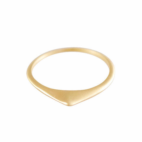 Gillian Conroy 18k Thorn Ring