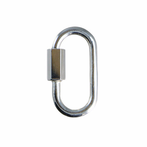 Marla Aaron Sterling Silver Regular Lock