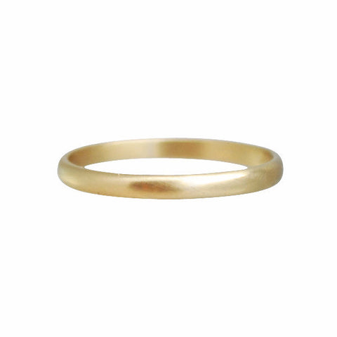 Gillian Conroy 18k Gold Tiny Band Ring