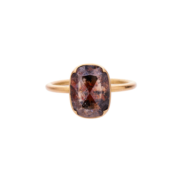 Gabriella Kiss 18k Cushion Cut Russet Diamond 2.34ct