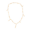 Gabriella Kiss 18k Pine Needle Necklace
